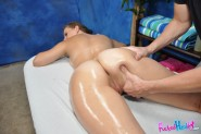 Anna Grace Seduced And Fucked Hard By Her Massage Therapist - Picture 7