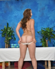 Anna Grace Seduced And Fucked Hard By Her Massage Therapist - Picture 5