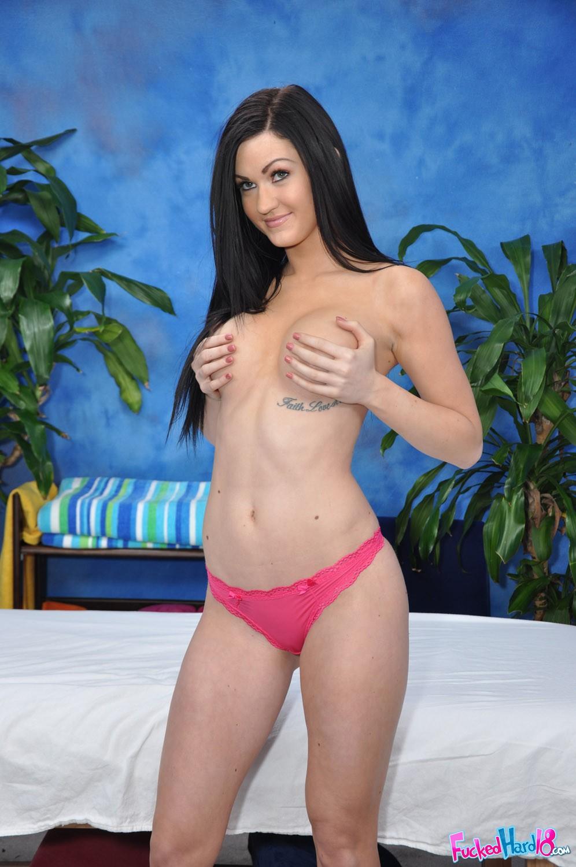 Sexy and fucked hard 18 net pussy hammering-pounding-polishing-rubbing