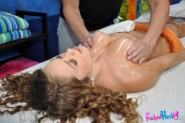 Kimber Day Seduced And Fucked Hard By Her Massage Therapist - Picture 8