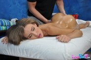 Natasha White Seduced And Fucked Hard By Her Massage Therapist - Picture 6
